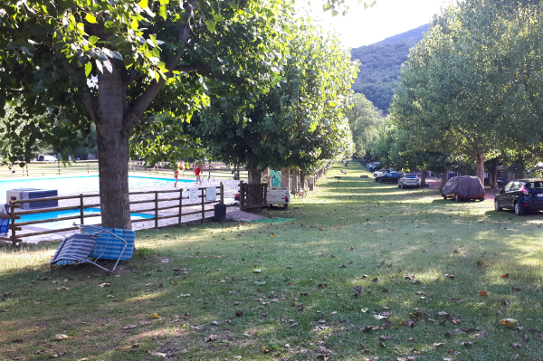 Área de caravanas
